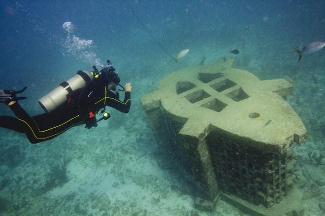 bacab-underwater