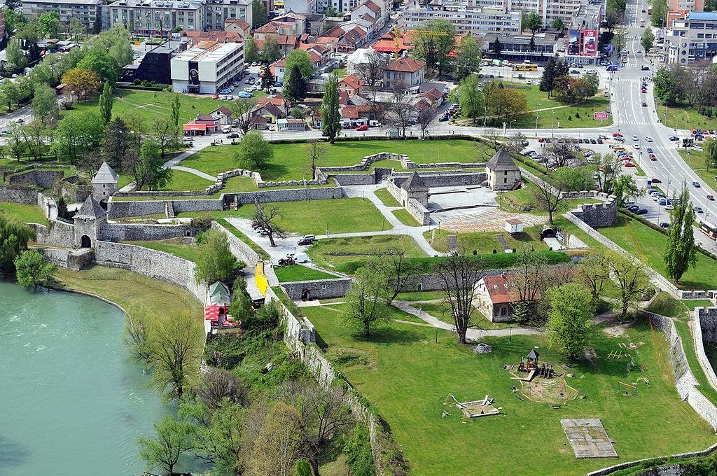 Kastel Fortress Banja Luka | © Darko Gavric