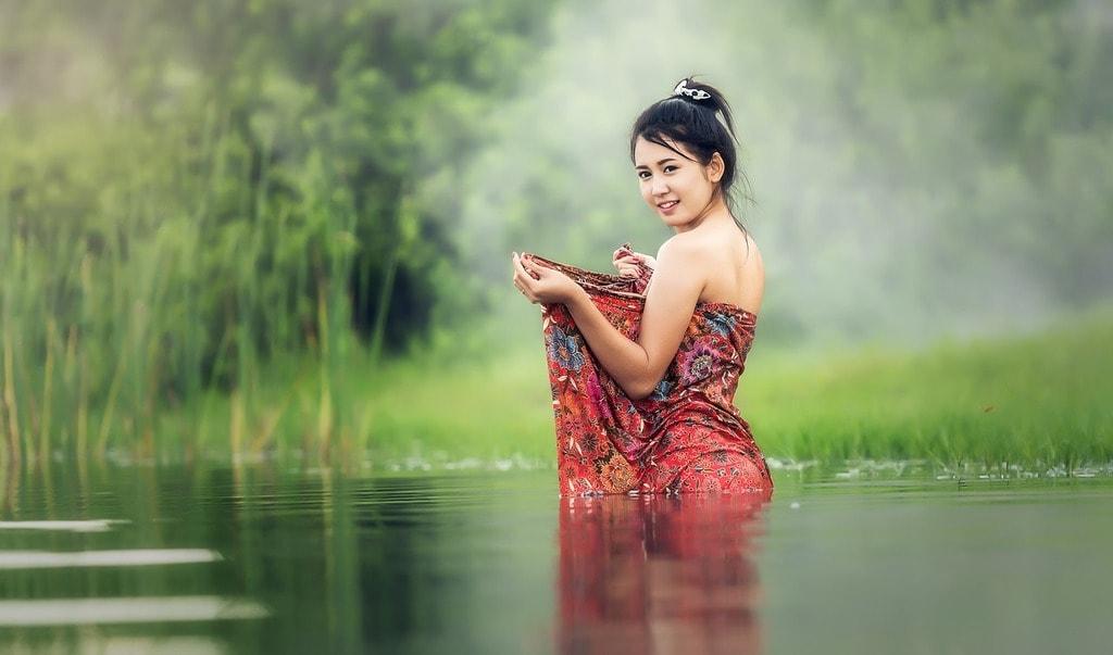Lao Bath | © Sasint/Pixabay