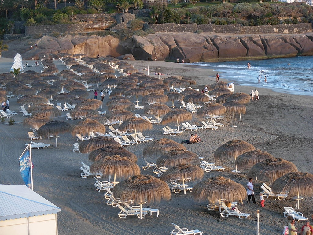Beaches of Tenerife | © Piotrus / Wikimedia Commons