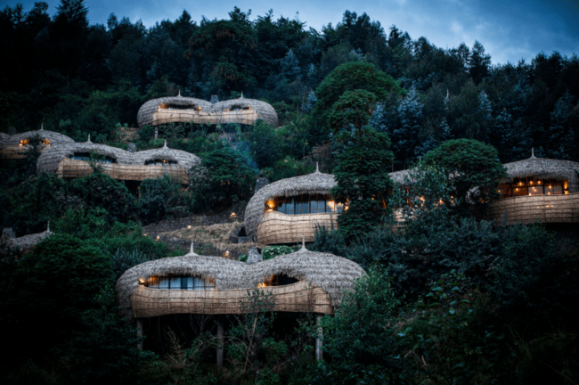 Bisate Lodge | Courtesy of Wilderness Safaris / Crookes & Jackson