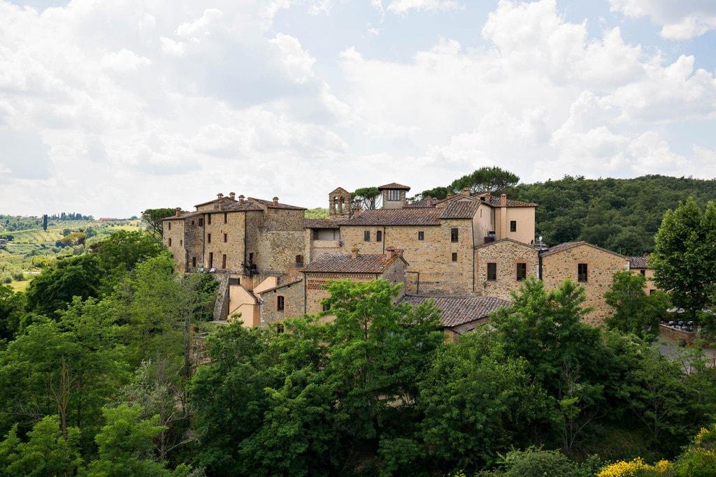 Castel Monastero | © Courtesy of Castel Monastero