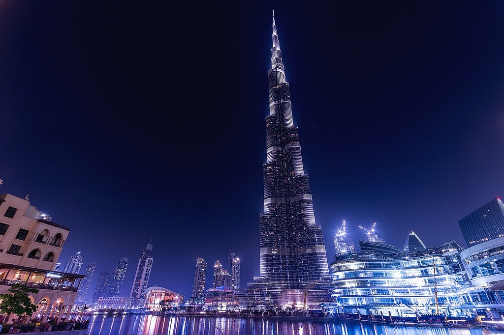 The most impressive buildings in the uae for Most expensive place to stay in dubai