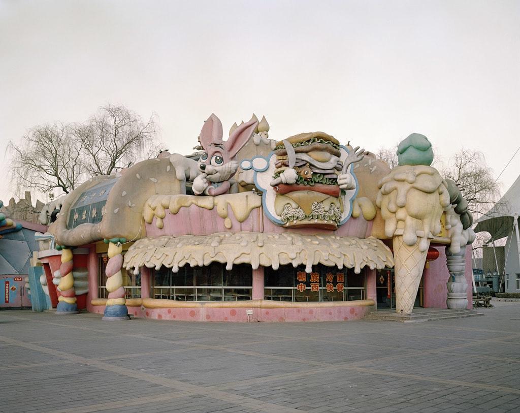 Shijingshang Park-Beijing