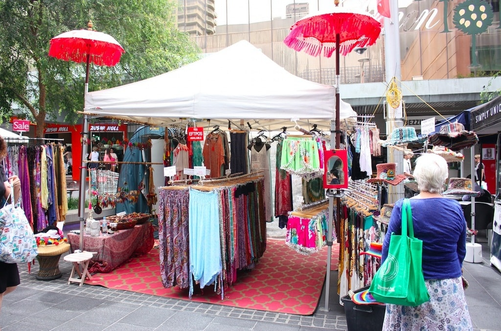 Chatswood Christmas Market | Courtesy of Willoughby Council