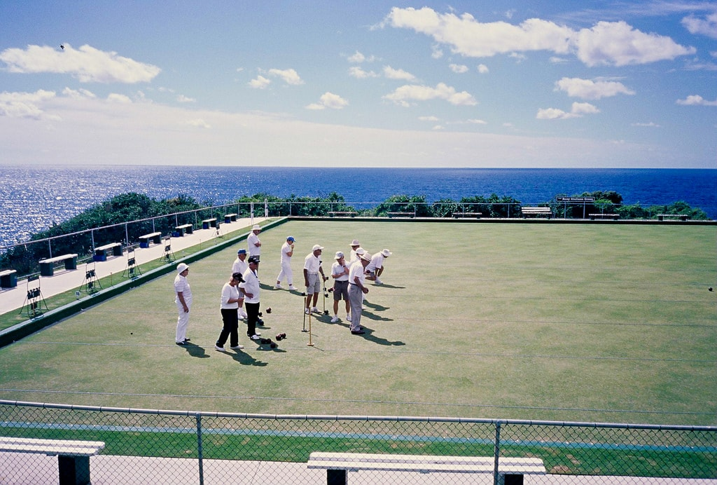 Clovelly Bowling Club | © accessoryofcrime/Flickr
