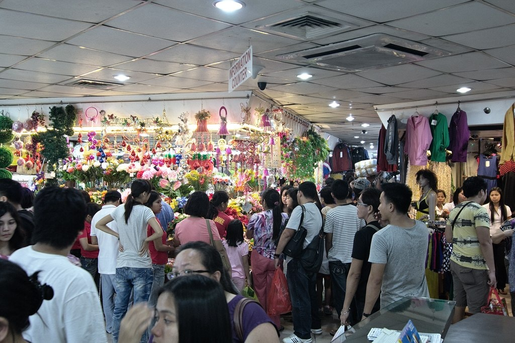 The Best Places For Christmas Shopping In Manila Philippines