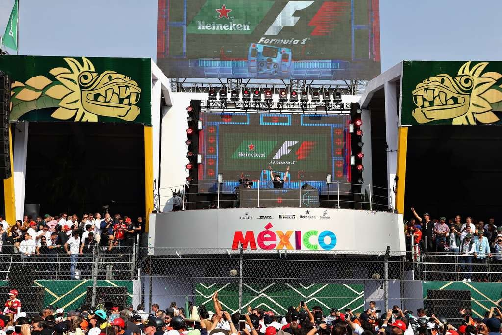 F1 Grand Prix, Mexico | © EdelmanUK