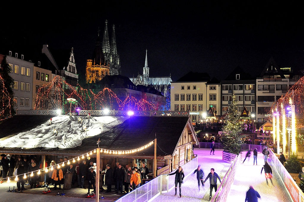 The Best Christmas Markets in Cologne