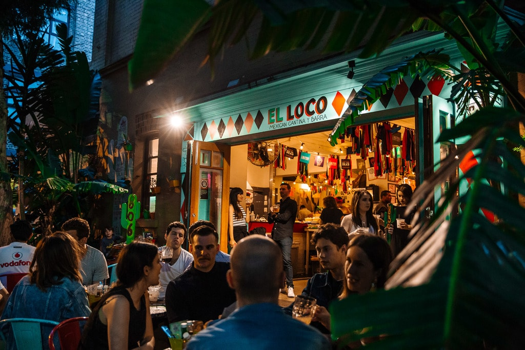El Loco exterior | Courtesy of Merivale