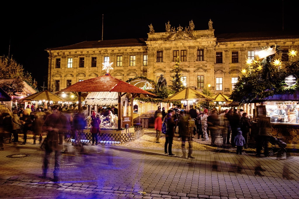 The Best Christmas Markets Between Nuremberg And Rothenburg