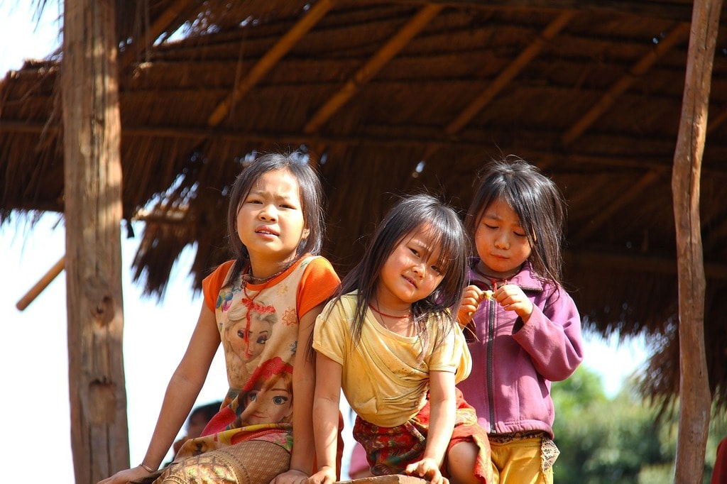 Lao Girls | © Sharonang/Pixabay