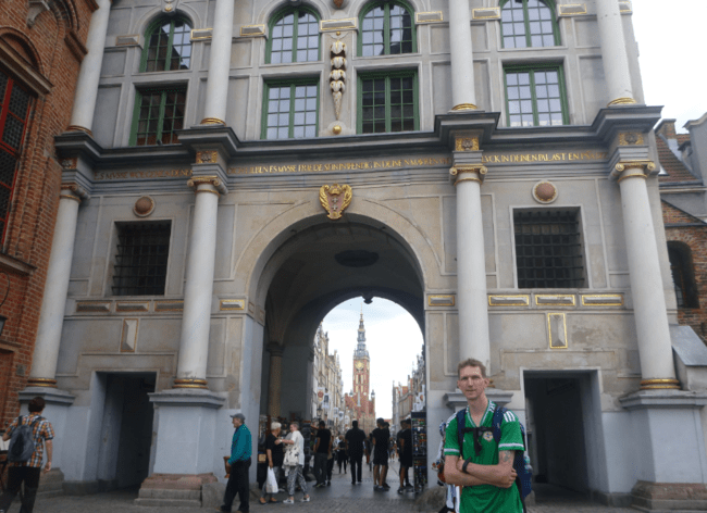 Golden Gate Gdansk