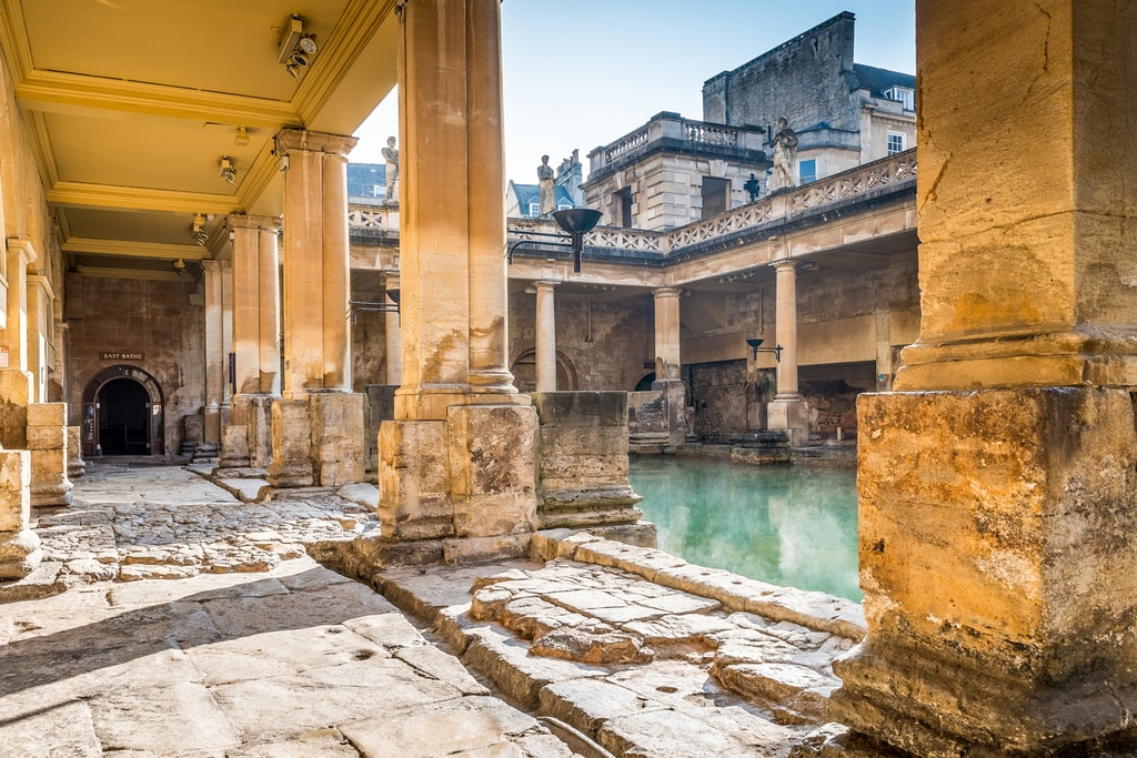 The Roman Baths, Bath | © Bath & North East Somerset Council