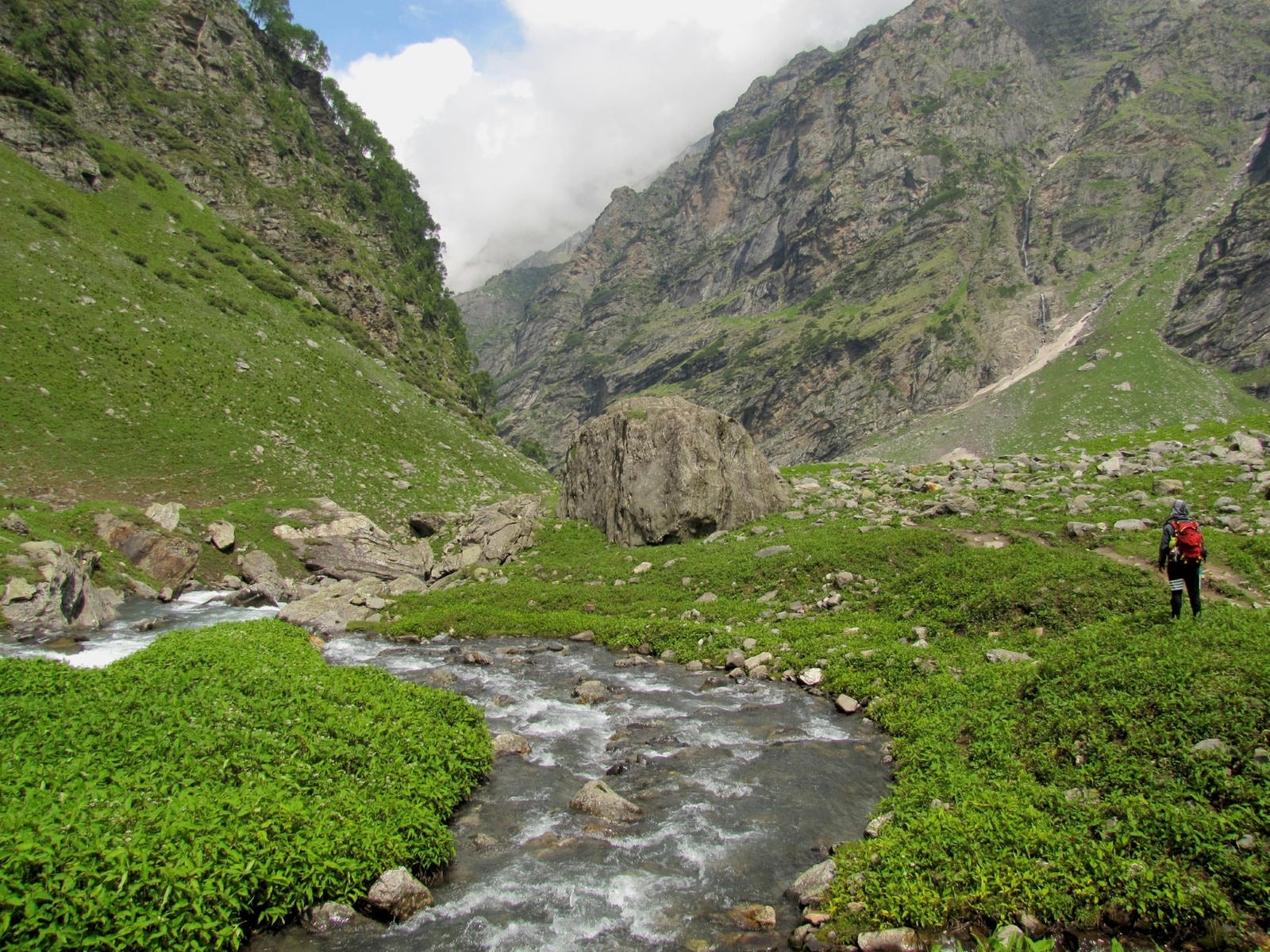 Hampta Pass