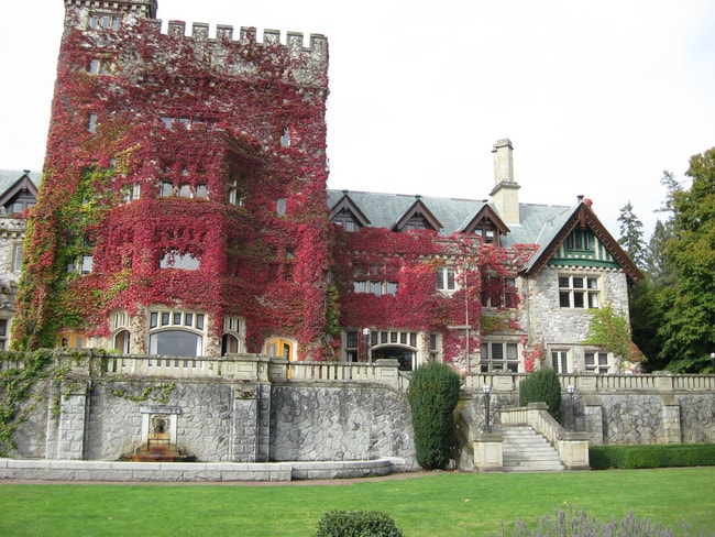 Hatley Castle | © erase99 / Flickr