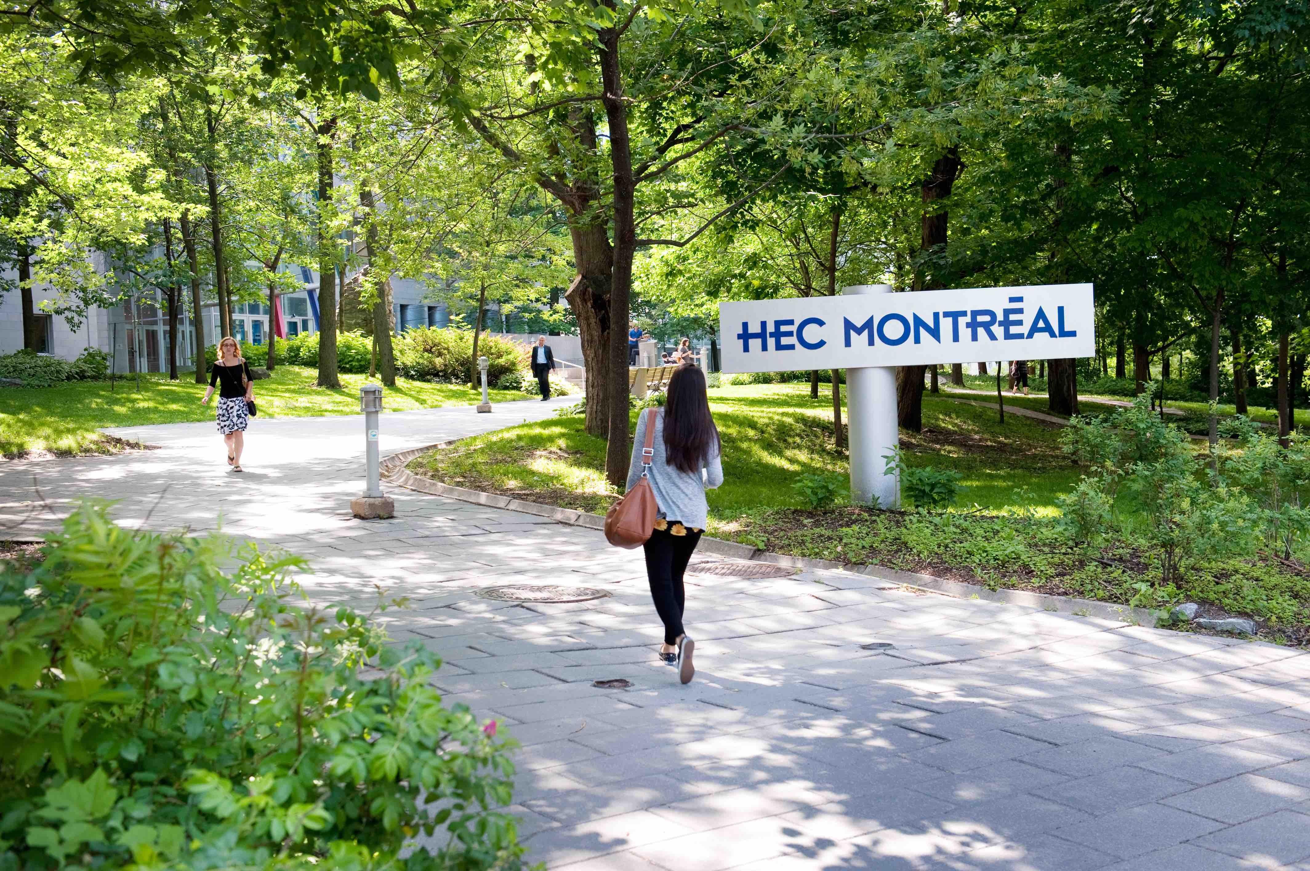 HEC Montréal   Courtesy of HEC Montréal