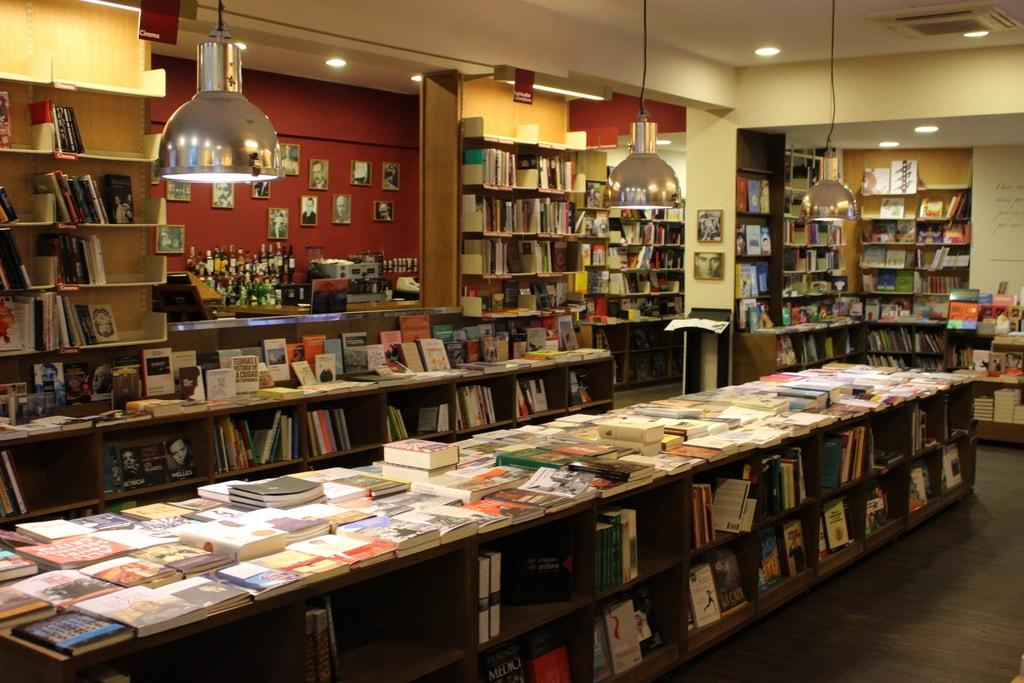Literanta bookshop © Leon Beckenham