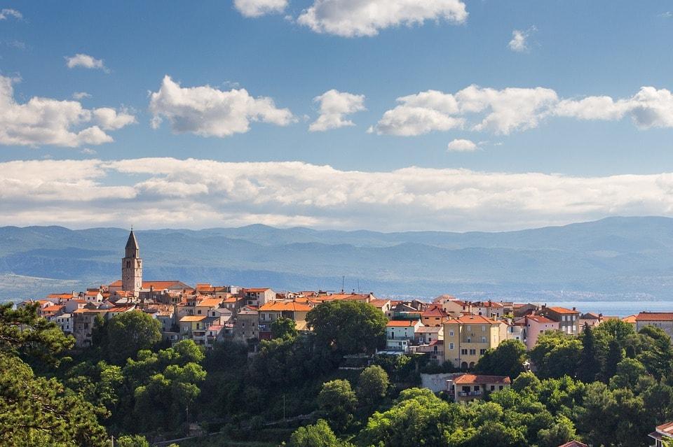 Krk, Croatia | © milena3105/Pixabay