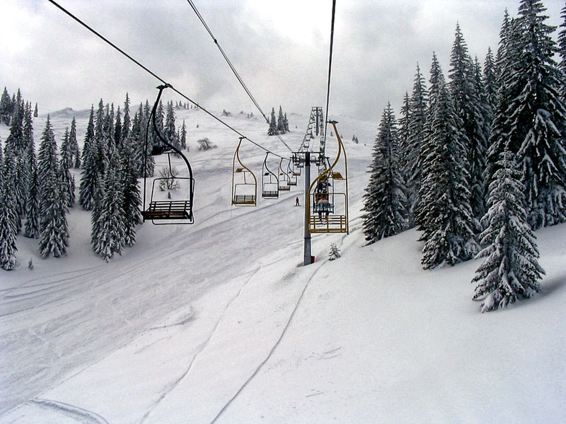 Jahorina Ski Resort Bosnia | © Smooth_O/WikiCommons