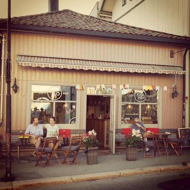 Kåre João Café & Bar   Courtesy of Kåre João Café & Bar