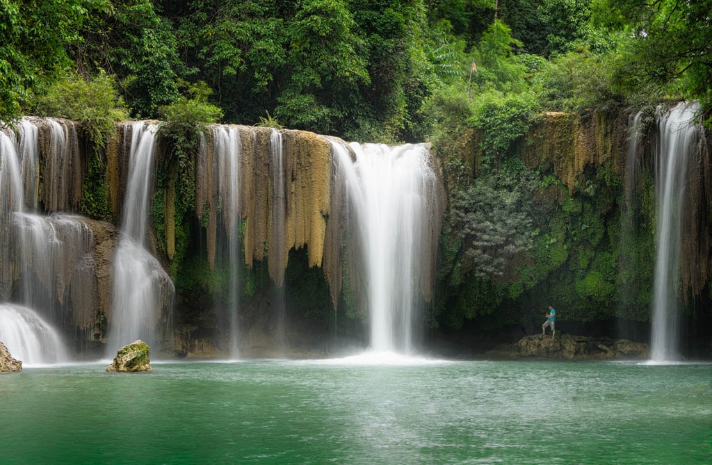 The Most Beautiful Waterfalls In Myanmar