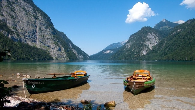 The 12 Most Beautiful Lakes In Germany