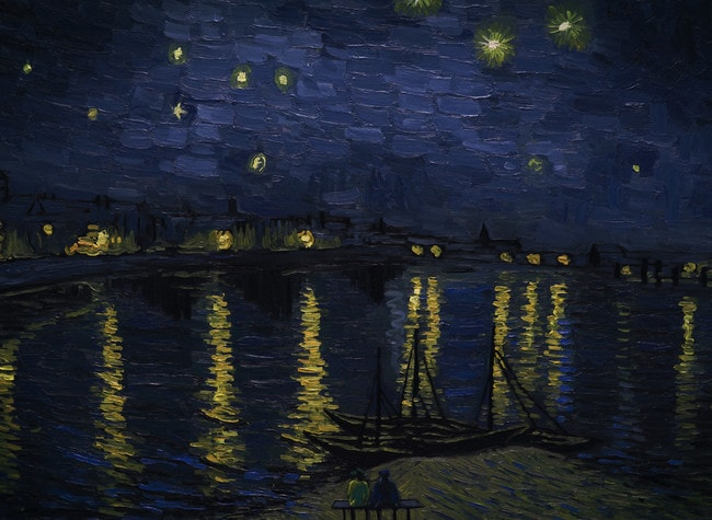 How Loving Vincent Explores Van Gogh S Final Days In