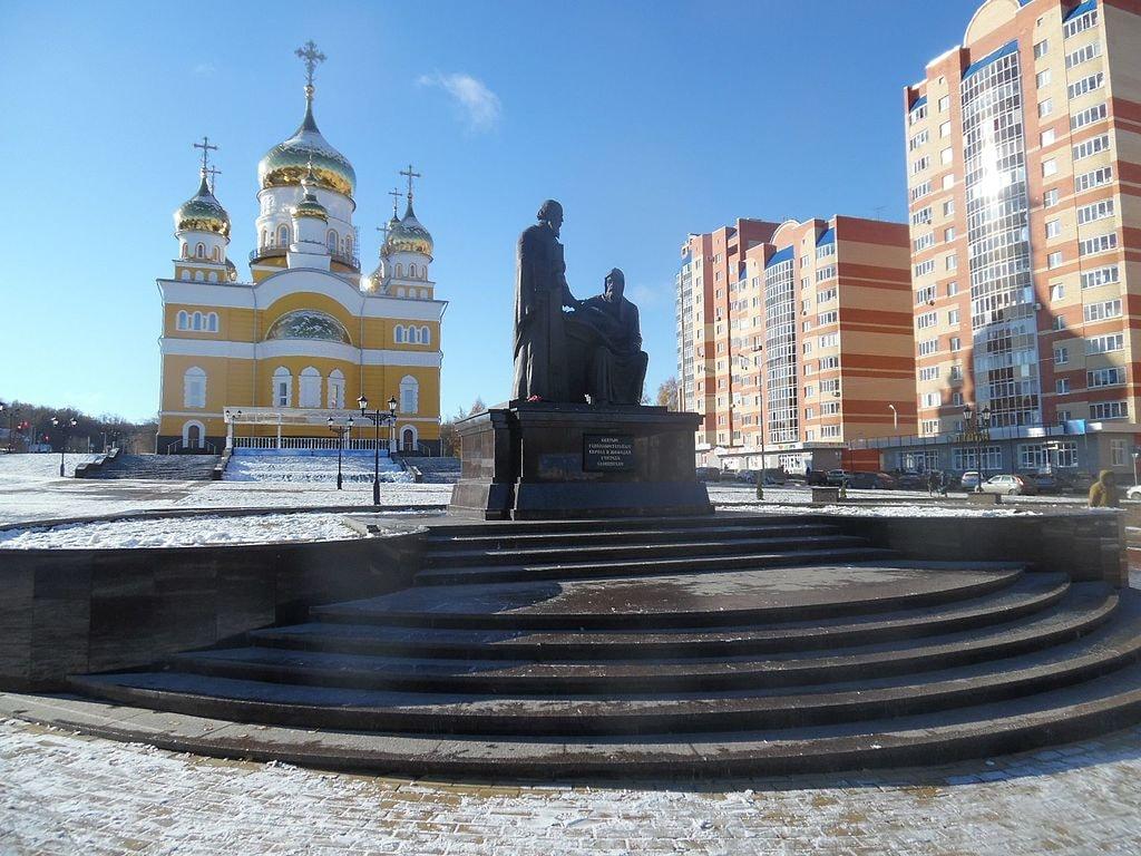 Where is Saransk 96