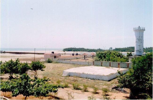 Lighthouse at Karaikal