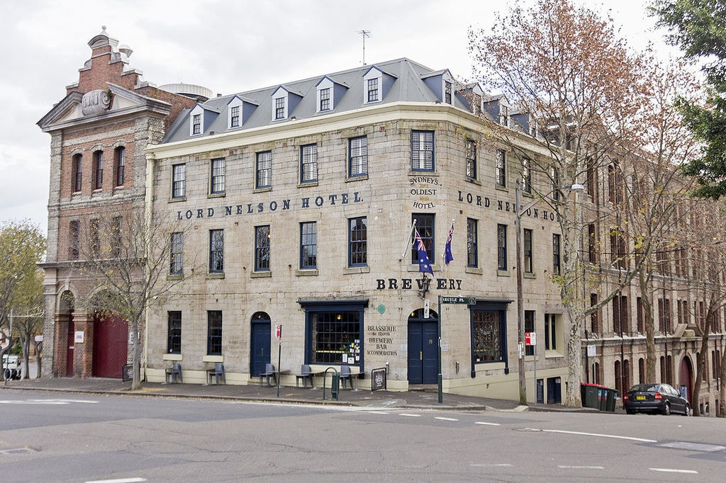 Lord Nelson Brewery Hotel | © Bidgee/Wikimedia Commons