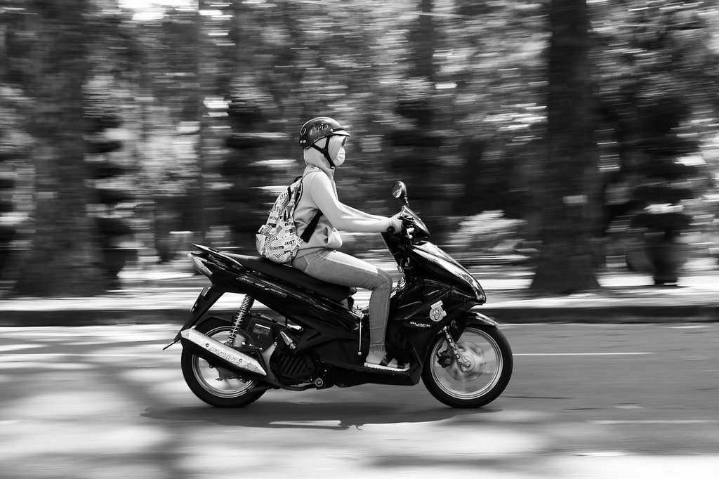 Motorbike | © Tuan86/Pixabay