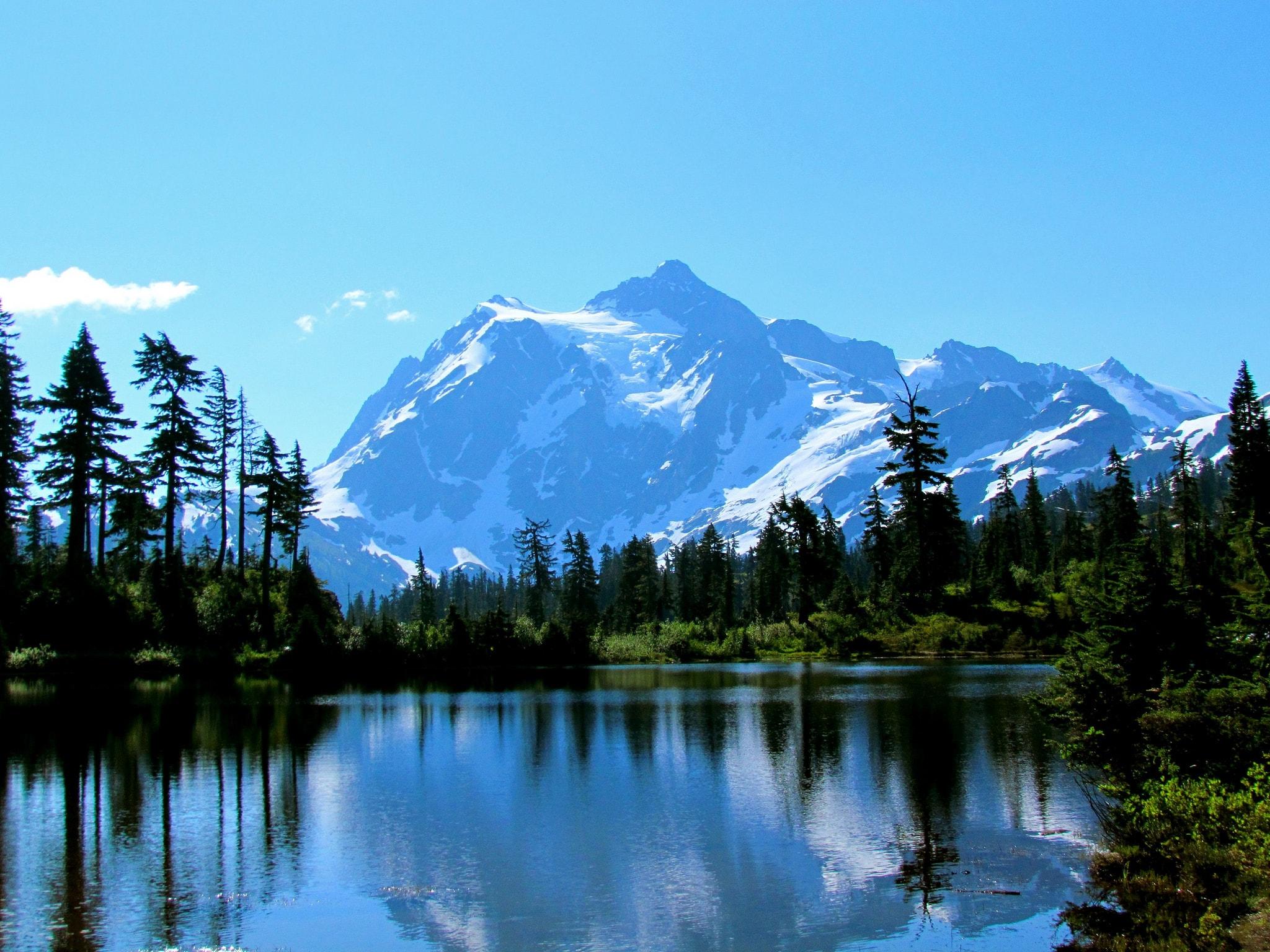 Mt. Baker-Snoqualmie National Forest | © Jeff Gunn / Flickr