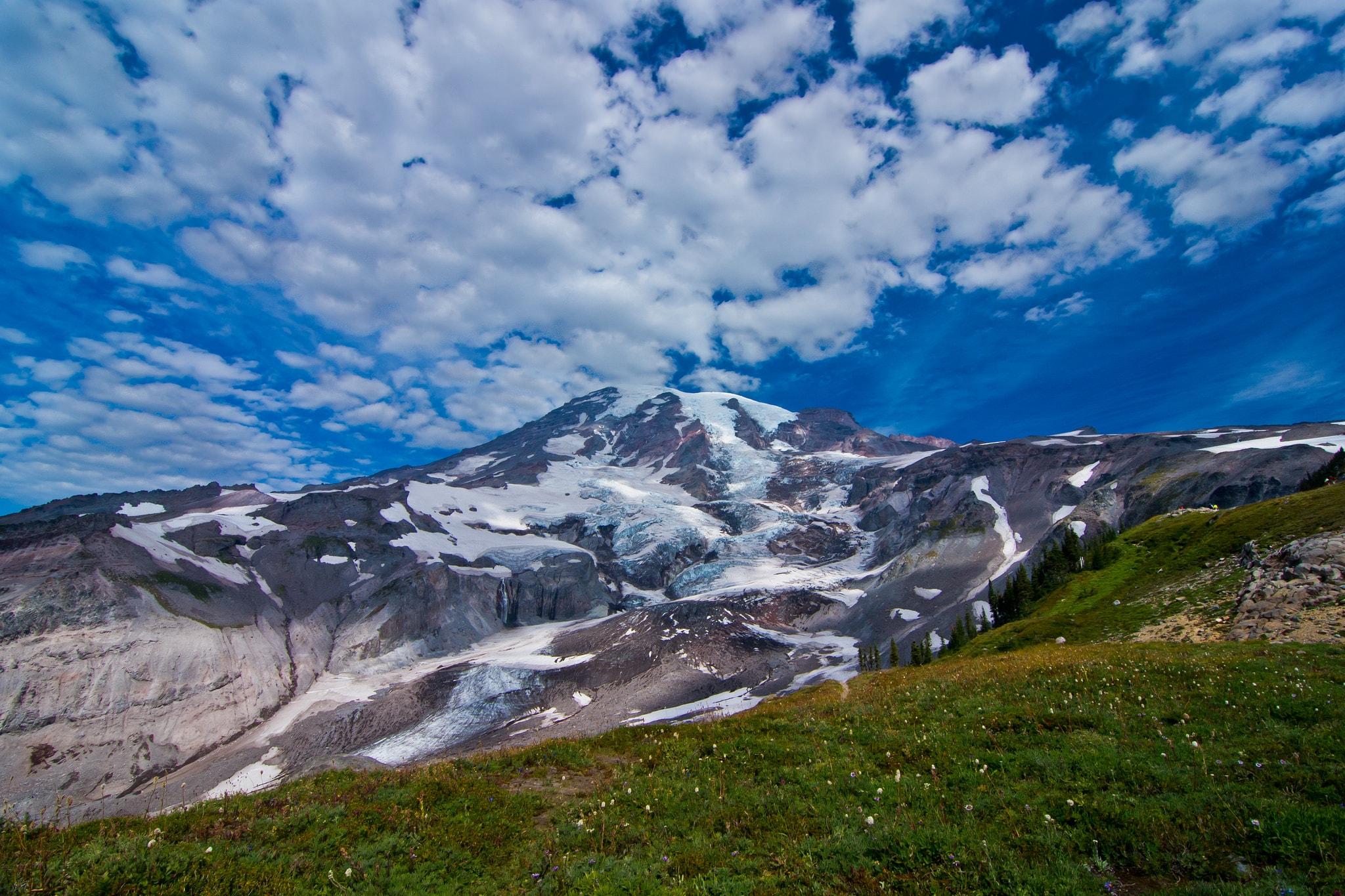 Mt. Rainier National Park | © Albert Sague / Flickr