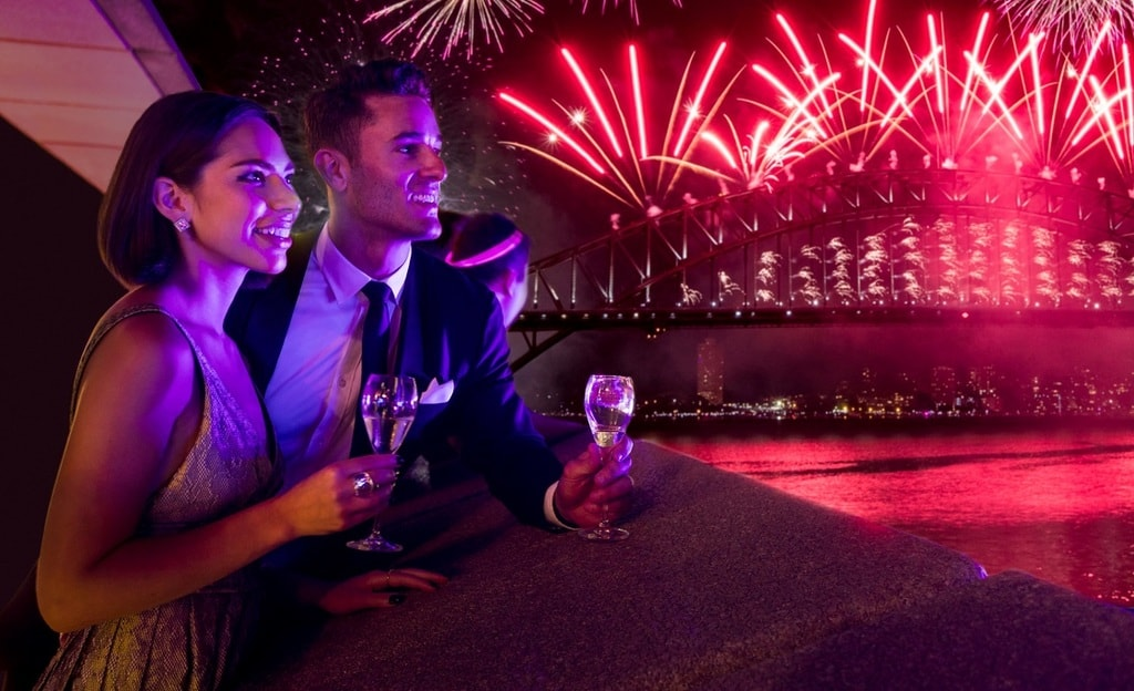 New Year's at the Sydney Opera House | Courtesy of the Sydney Opera House