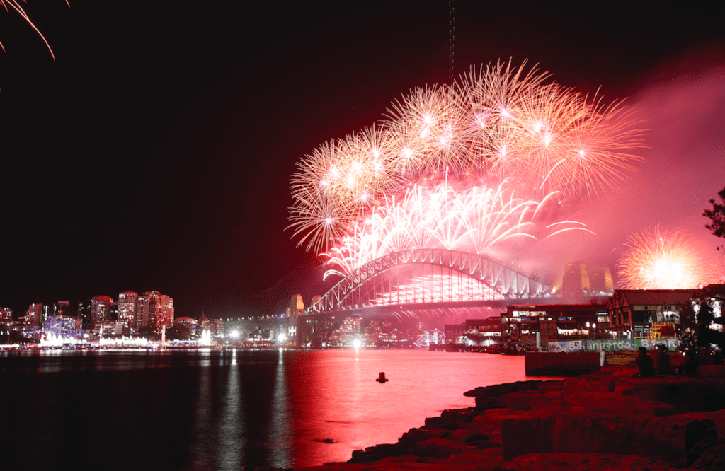New Year's Eve at Barangaroo | Courtesy of Barangaroo