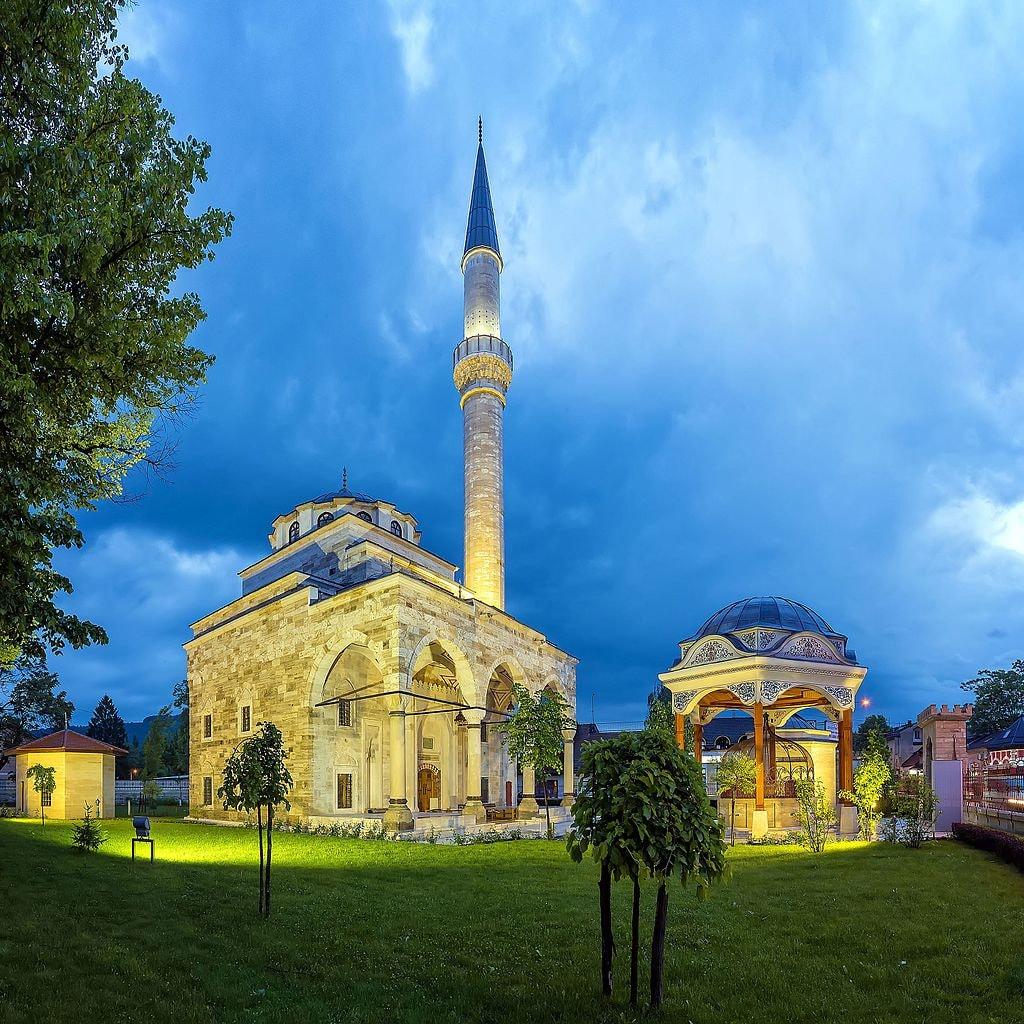 Ferhat-Pašina mosque in Banja Luka | © Samirzahirovic