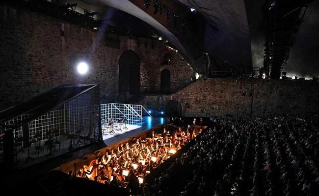 Festival stage | © Пресс-служба Президента Российской Федерации / WikiCommons