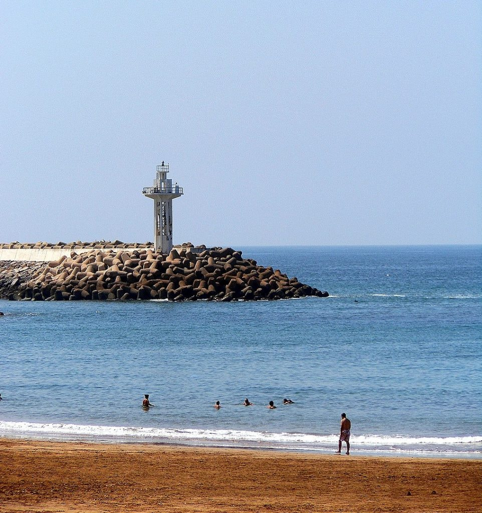 Sidi El Abed lighthouse