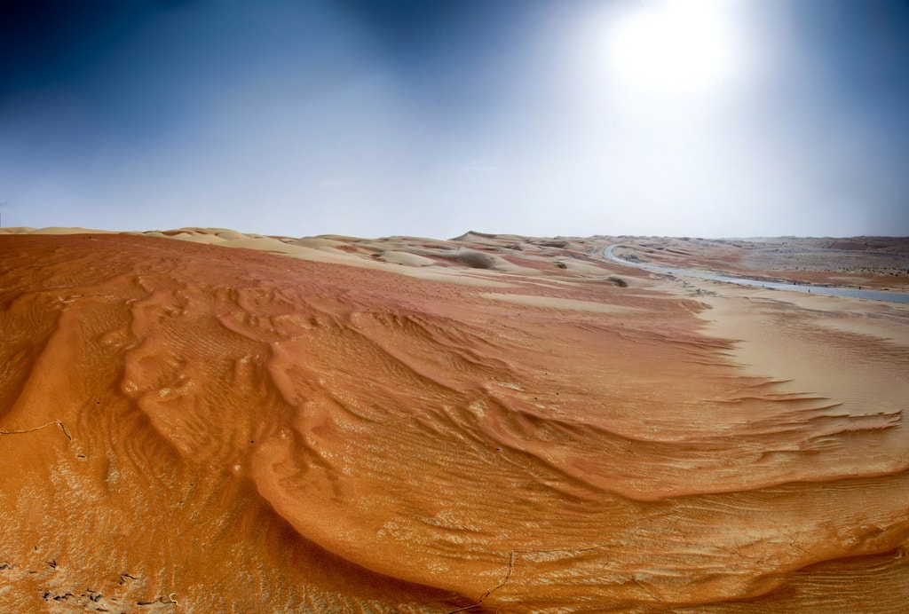 11 places in the arabian peninsula you have to see at least once the empty quarter desert panoramasflickr flickr flickr sciox Images