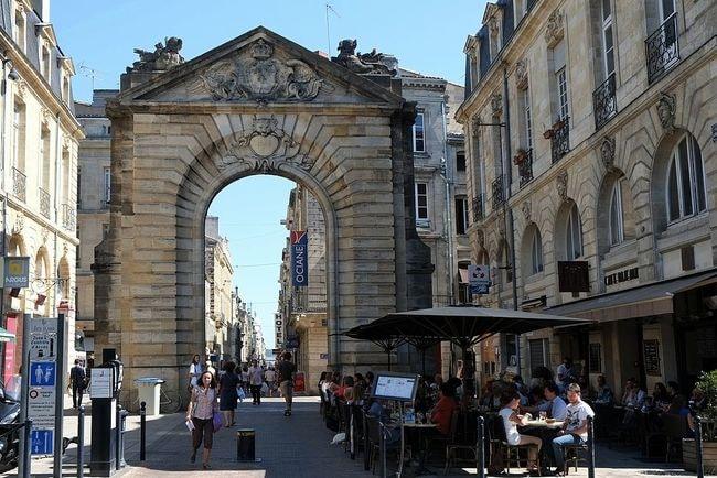 Porte Dijeaux |© Patrick Despoix:WikiCommons
