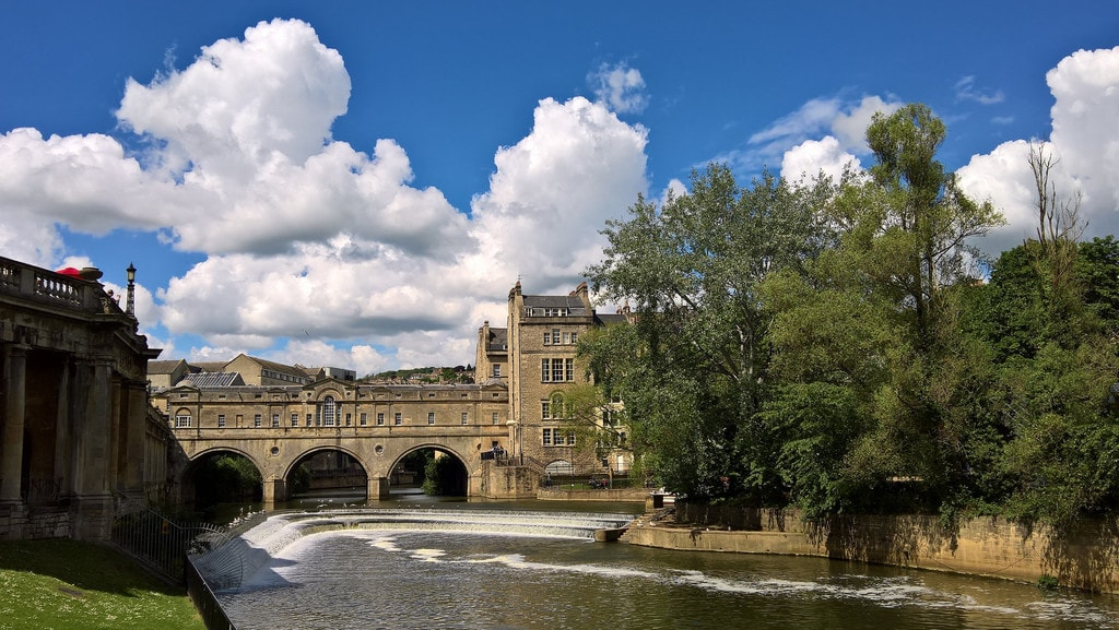 Pulteney Bridge, Bath | © Martin Grossniklaus/Flickr