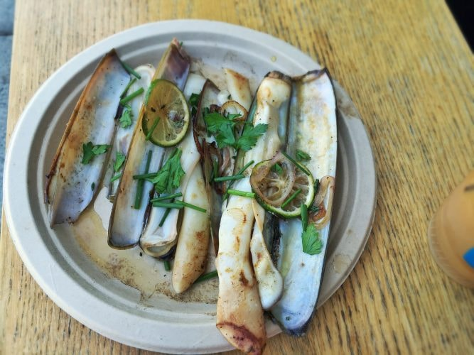 razor clams | ©T.Tseng / Flickr
