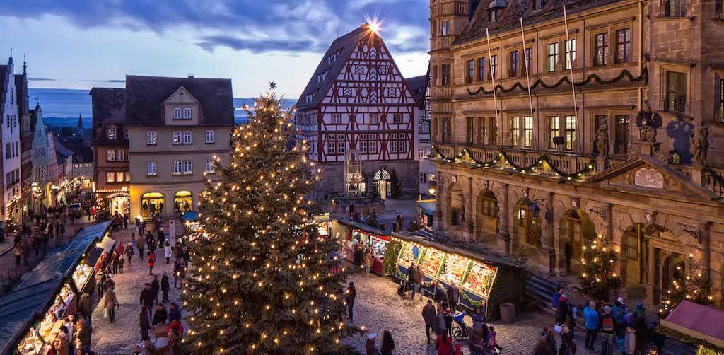 ©Rothenburg Tourismus Service, W. Pfitzinger, Exkl._ Reiterlesmarkt,. RTS484 (1)