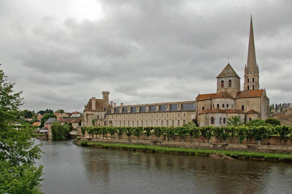 Saint-Savin, France | ©Daniel Jolivet / Flickr