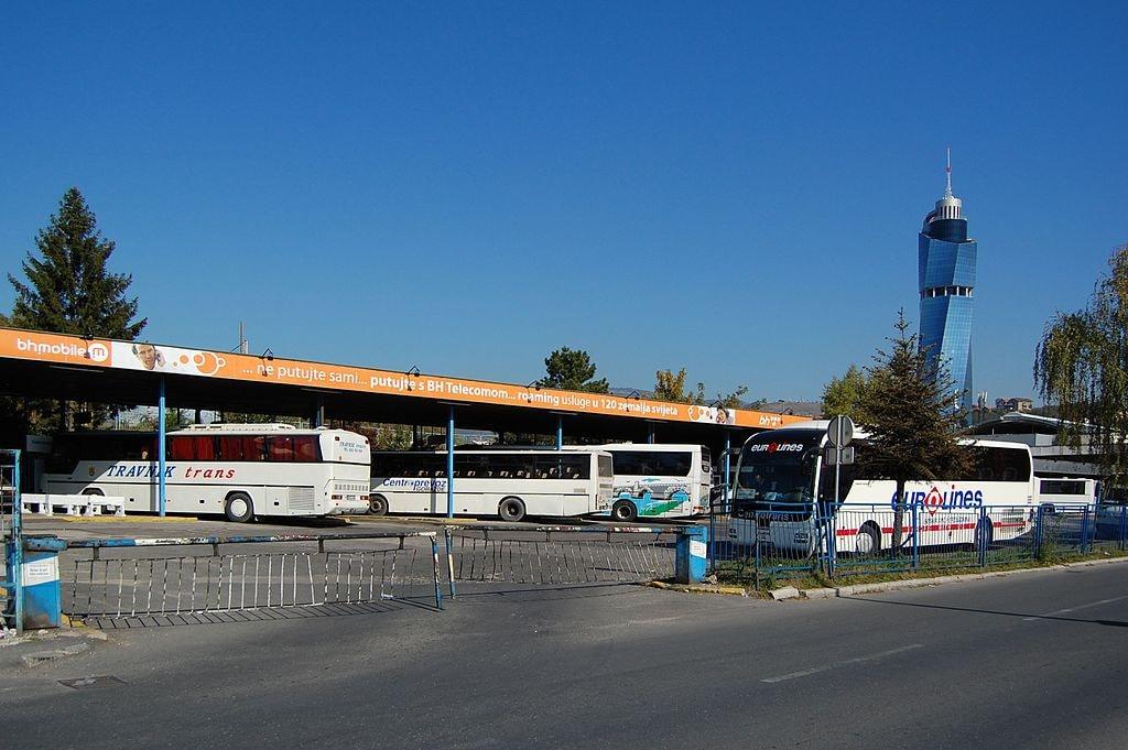 Sarajevo Bus Station | © Milan Suvajac/WikiCommons