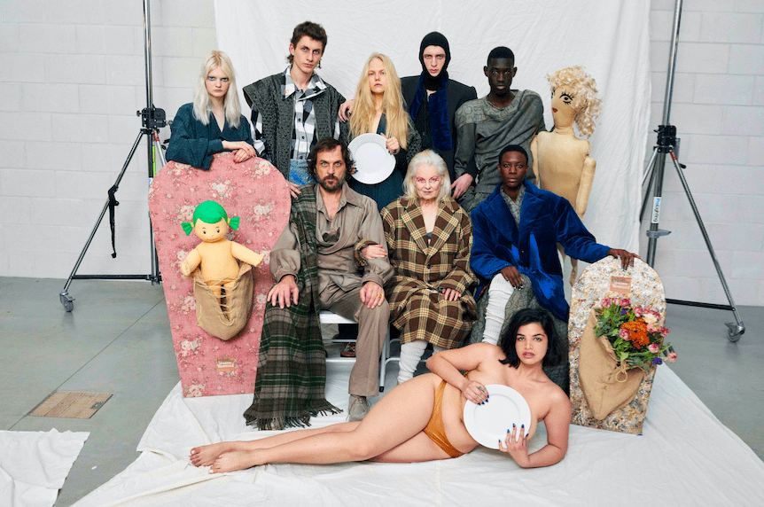 Courtesy of Vivienne Westwood