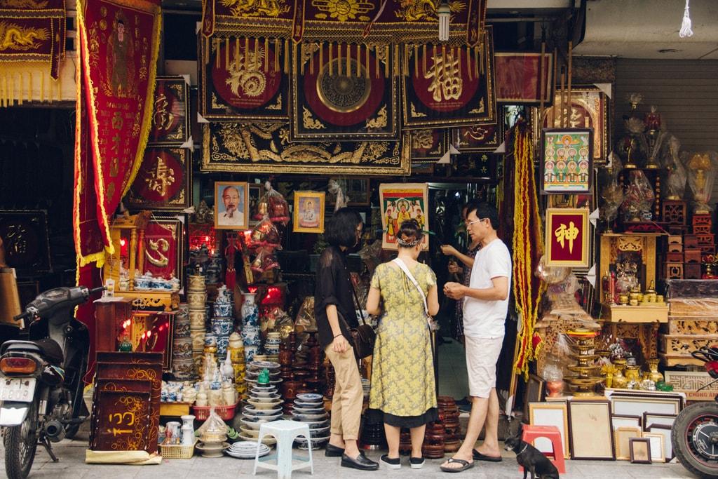SCTP0014-POCOCK-VIETNAM-HANOI-STREETS-12-7-Hàng Quạt