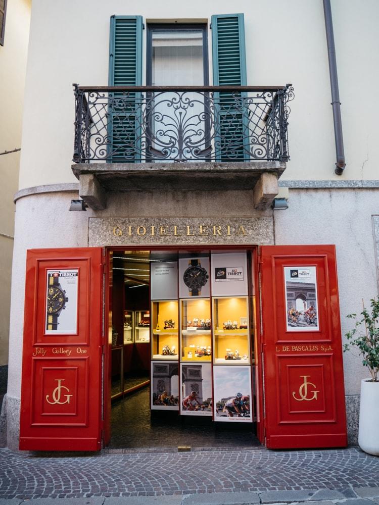 A jewellery shop in Lecco   Monika Prokůpková / © Culture Trip