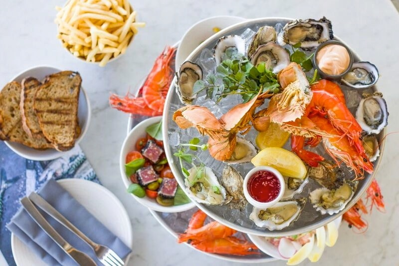 Seafood platter | © Courtesy of Love Fish